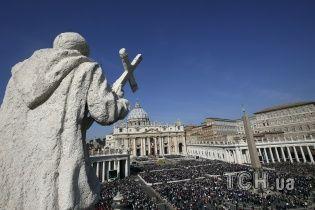 В Ватикане запретили развеивать прах покойников