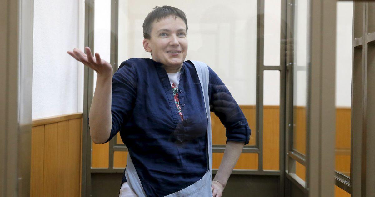 Оперативно допомогти їй ніхто не зможе – адвокат про стан здоров'я Савченко