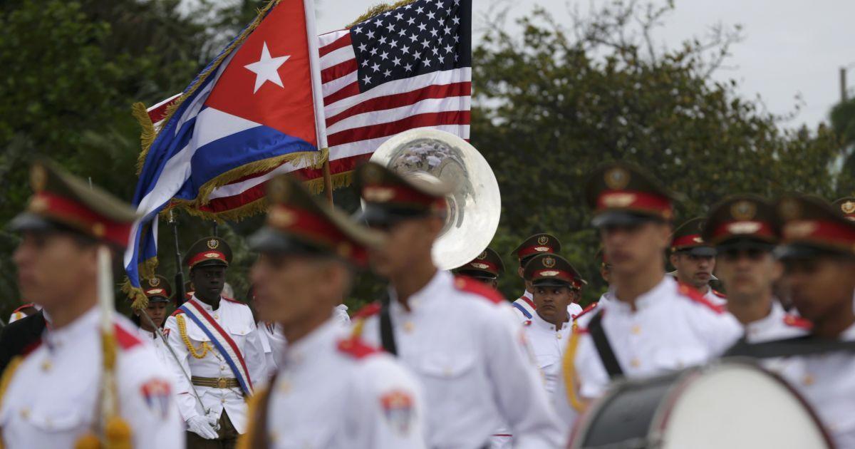 В Трампа не исключают отказа США от нормализации отношений с Кубой