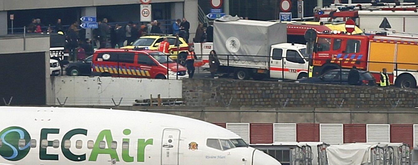 В аеропорту Брюсселя знайшли ще одну бомбу