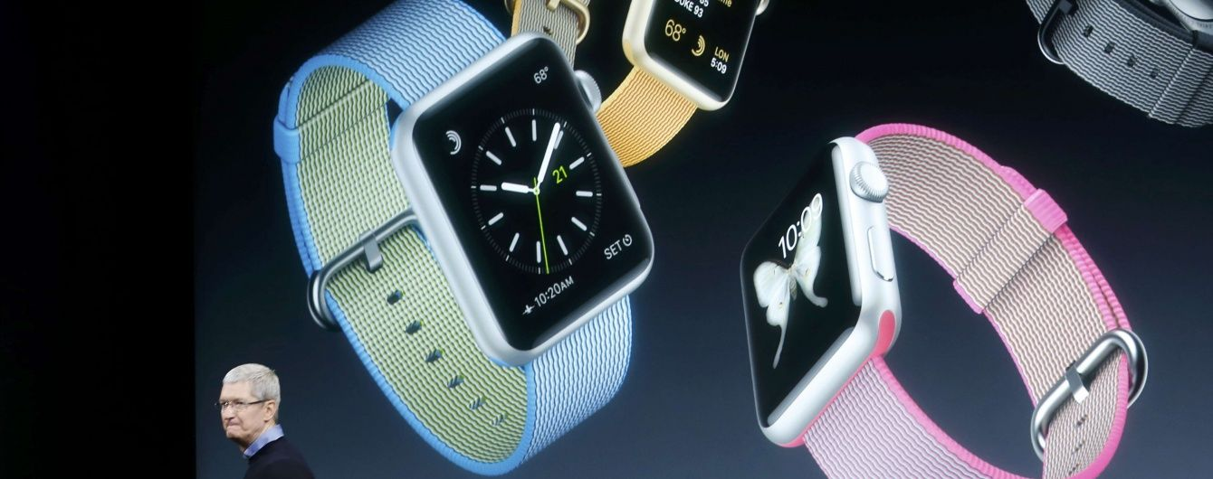 Новинки для Apple Watch: фітнес-функції і додаток для глибокого дихання