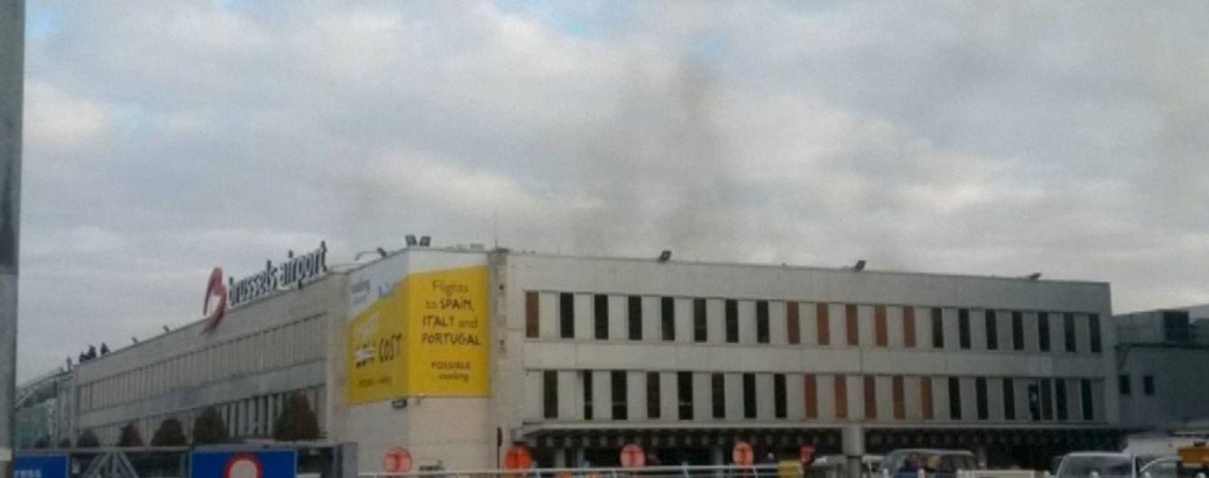 Вибухи в аеропорту Брюсселя здійснив терорист-смертник - ЗМІ