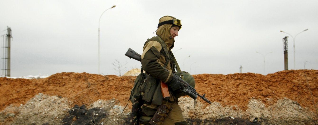 У зоні АТО бойовики кинули російських майорів у вигрібну яму