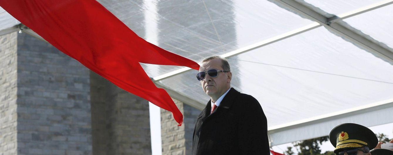 Ердоган назвав вибух у Діярбакирі терактом