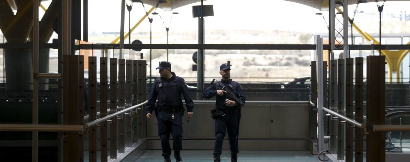 Бомби в аеропорт Брюсселя принесли в валізах