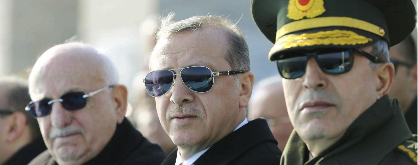 У Туреччині заарештували журналістку за критику Ердогана