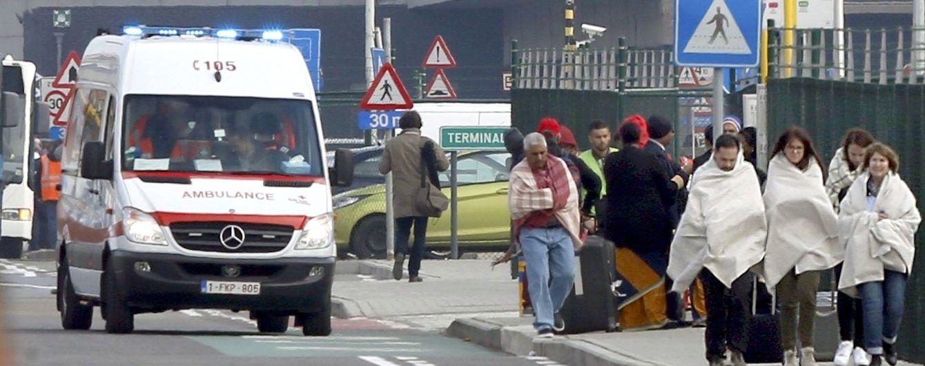 Теракти у Брюсселі: влада озвучила кількість жертв в аеропорту
