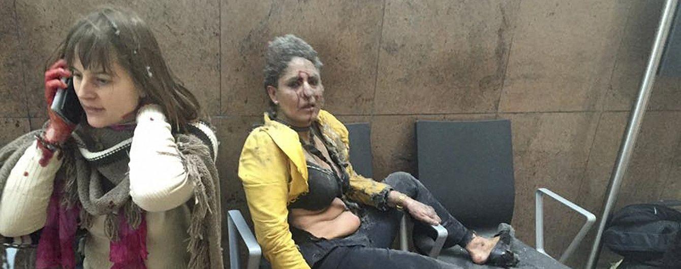 Брюссельські терористи начинили вибухівку цвяхами та склом