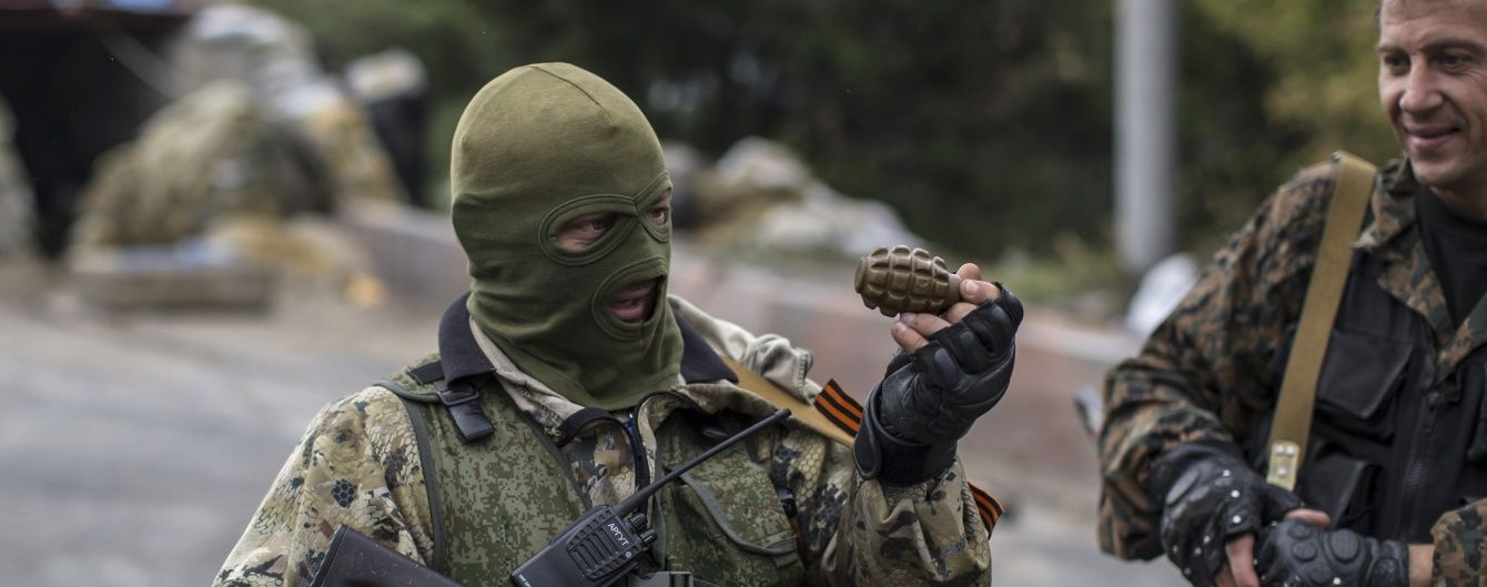 """Бойовики з мінометів і гранатометів обстріляли контрольний пост """"Майорськ"""""""