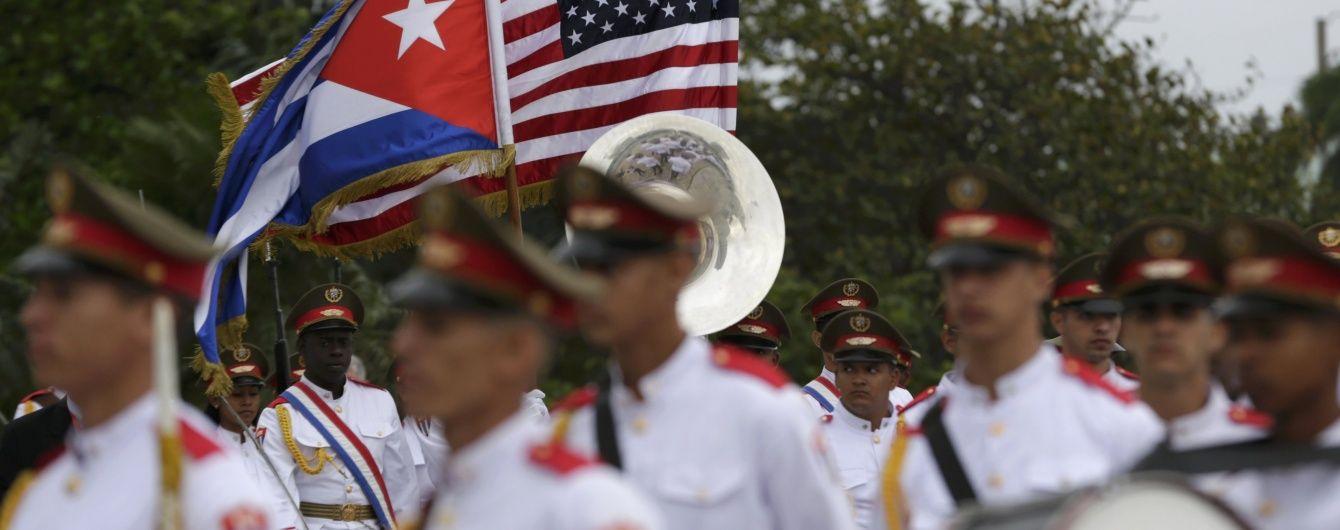 У Трампа не виключають відмови США від нормалізації відносин з Кубою