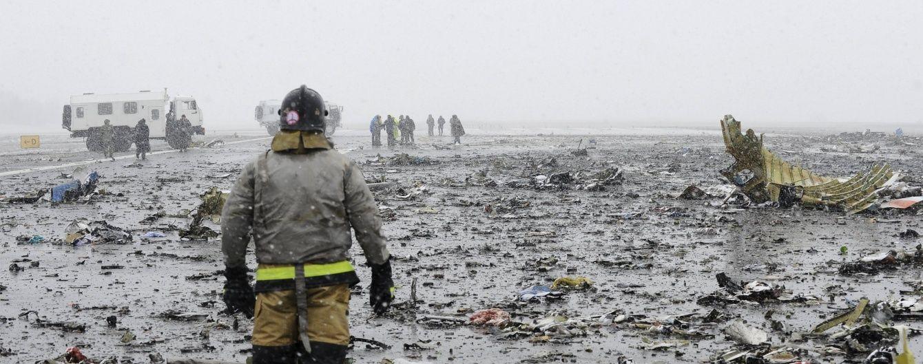 Злітну смугу аеропорту в Ростові-на-Дону пообіцяли відновити протягом 10 годин