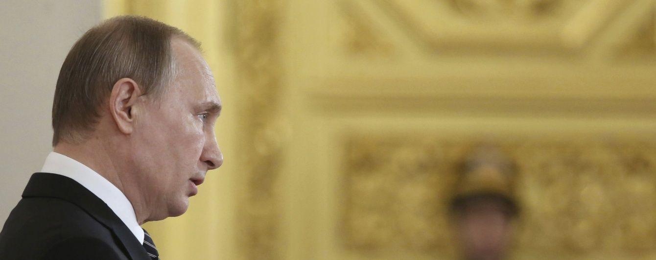 Експерти Stratfor вважають Нацгвардію Путіна страховкою на випадок держперевороту