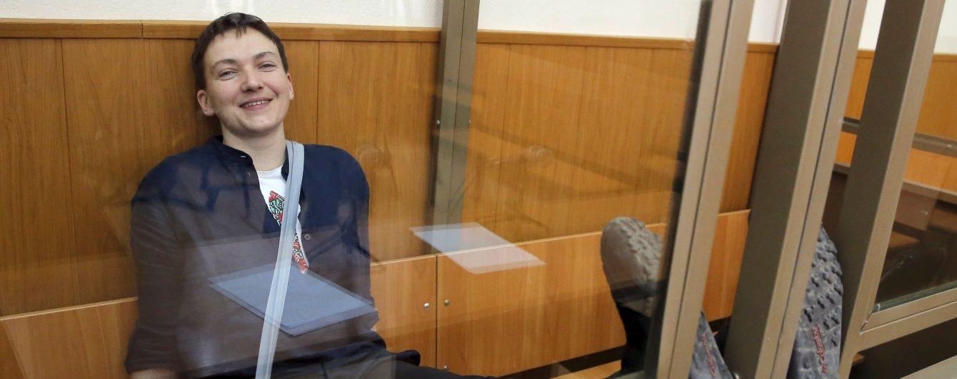 Надію Савченко можуть обміняти в кінці травня – адвокат