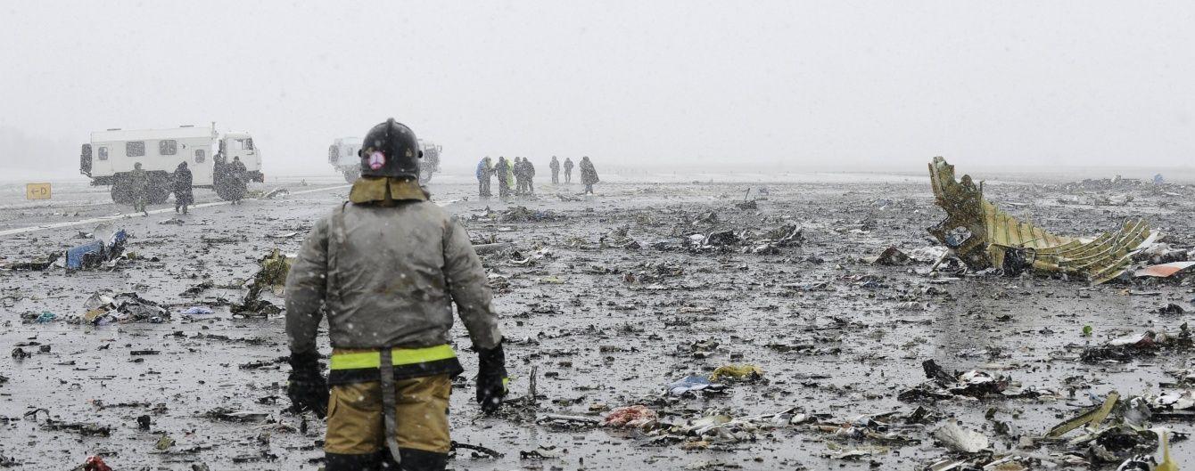 Все, що відомо про катастрофу Boeing у Ростові-на-Дону: факти та версії