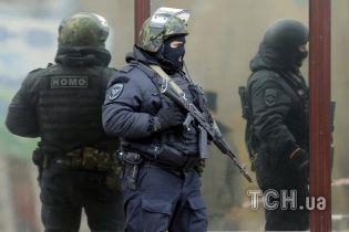 На зустріч сімей політв'язнів у Криму увірвався ОМОН