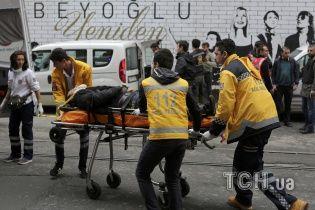 В центре Стамбула взорвался террорист-смертник