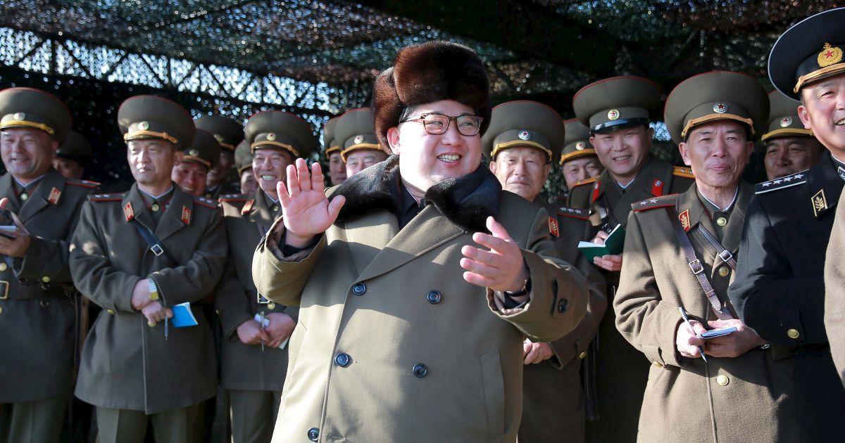 КНДР запустило чергову ракету