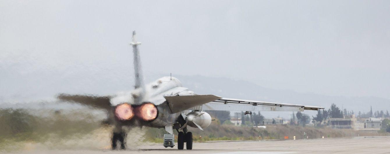 У Сирії повстанці збили бойовий винищувач - ЗМІ
