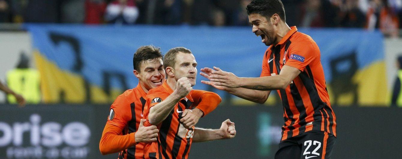 """Як """"Шахтар"""" зробив крок у чвертьфінал Ліги Європи - відео матчу"""