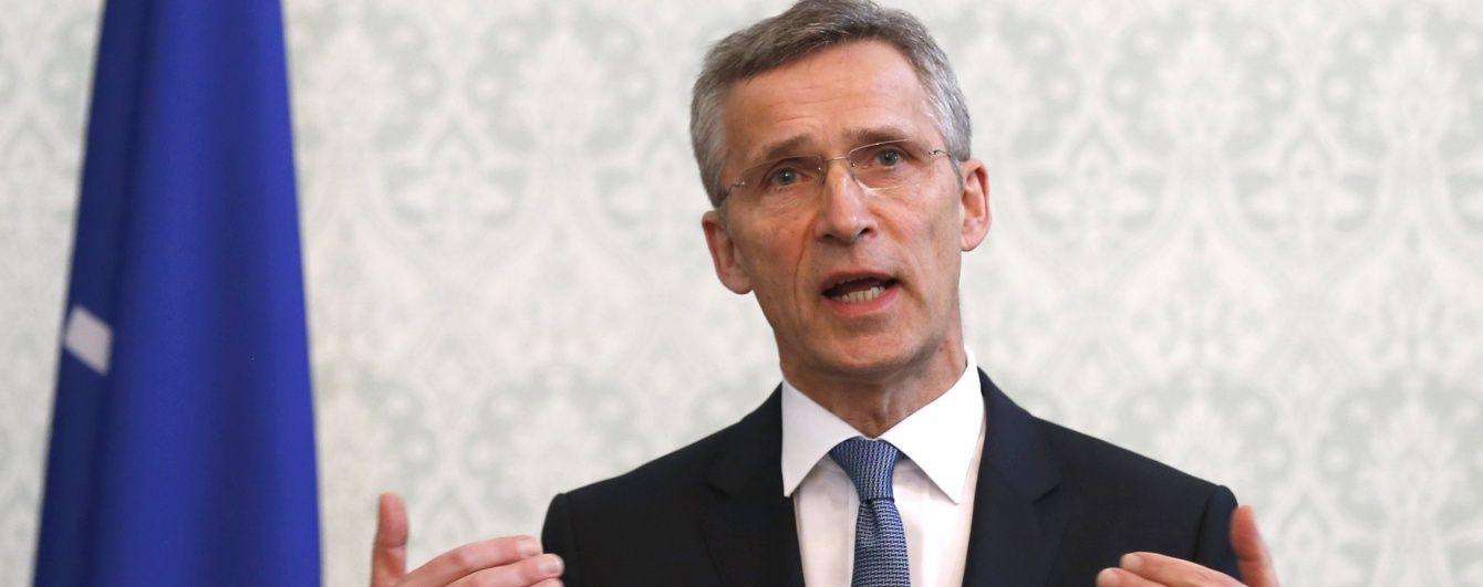 У брюссельській штаб-квартирі НАТО посилили рівень тривоги через теракти