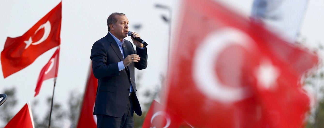 Ердоган вважає жінок, які не мають дітей, неповноцінними