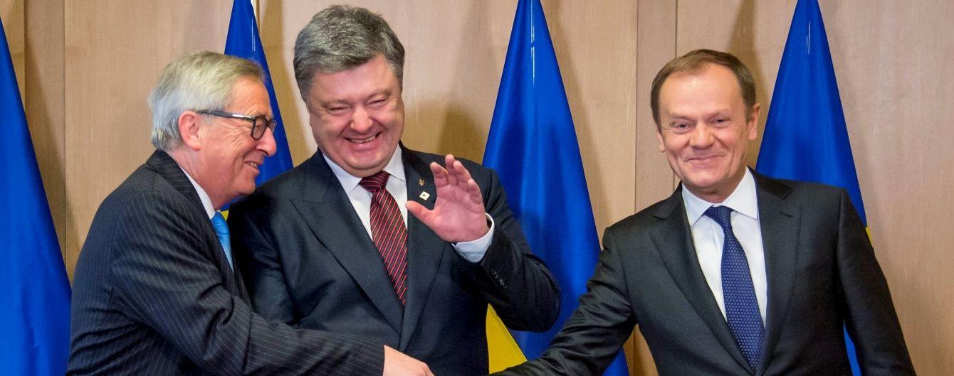 Порошенко назвав дату наступного саміту Україна-ЄС