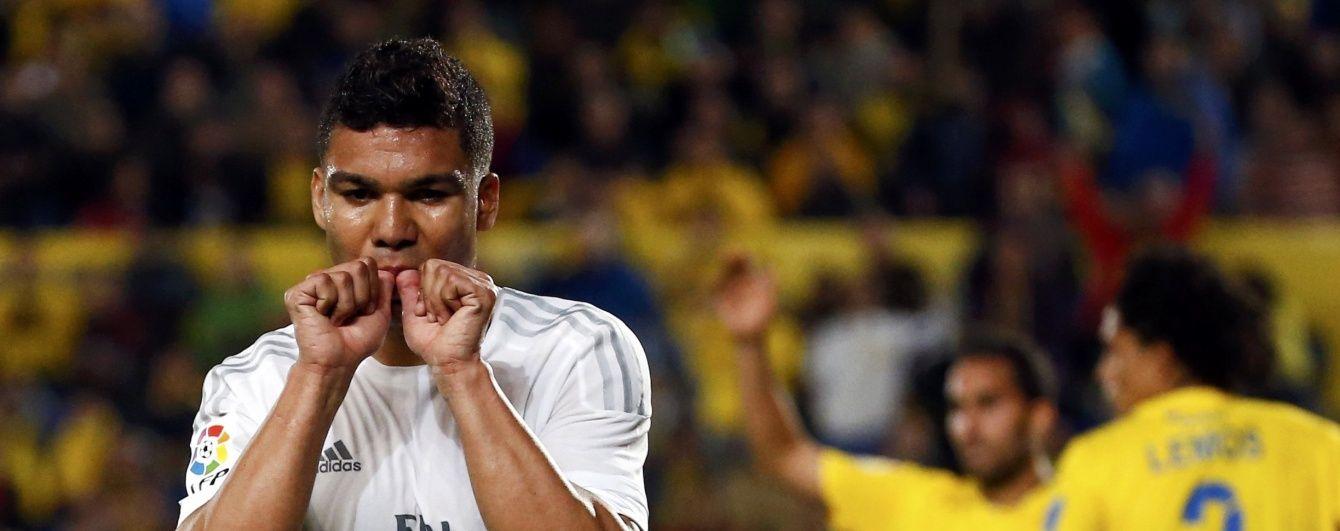 """""""Реал"""" здобув неймовірно важку перемогу над середняком чемпіонату Іспанії"""
