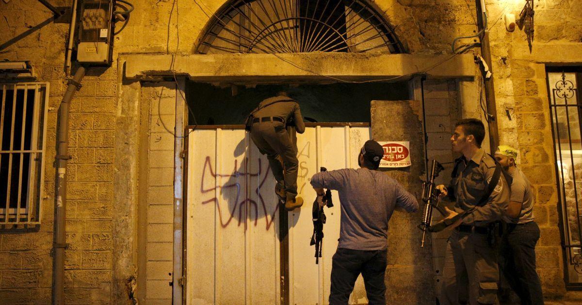 У Тель-Авіві чоловік вчинив різанину @ Reuters