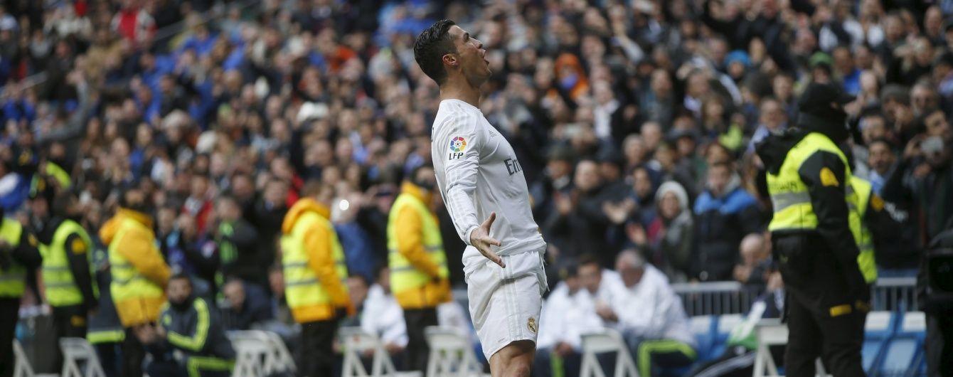 """""""Реал"""" та Роналду домовилися про новий контракт на 5 років"""