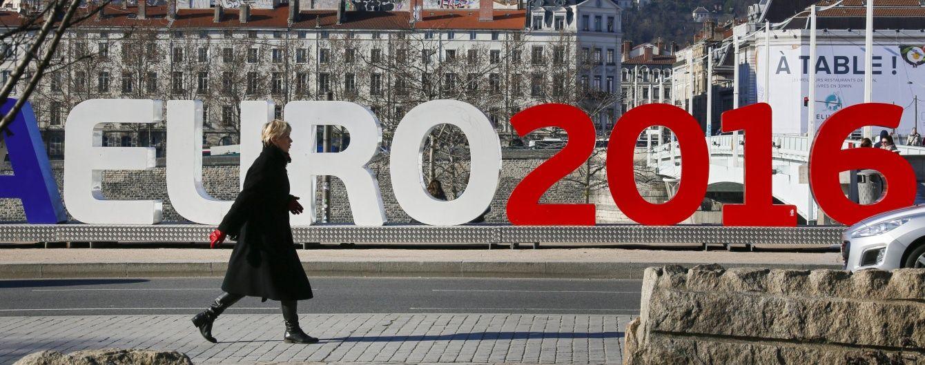 Брюссельські терористи планували атаки під час матчів Євро-2016