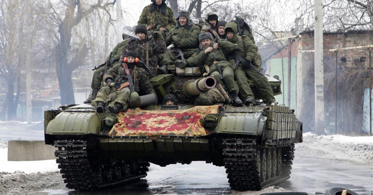 Россия будет продолжать поддержку сепаратистов в Украине - спецслужбы США