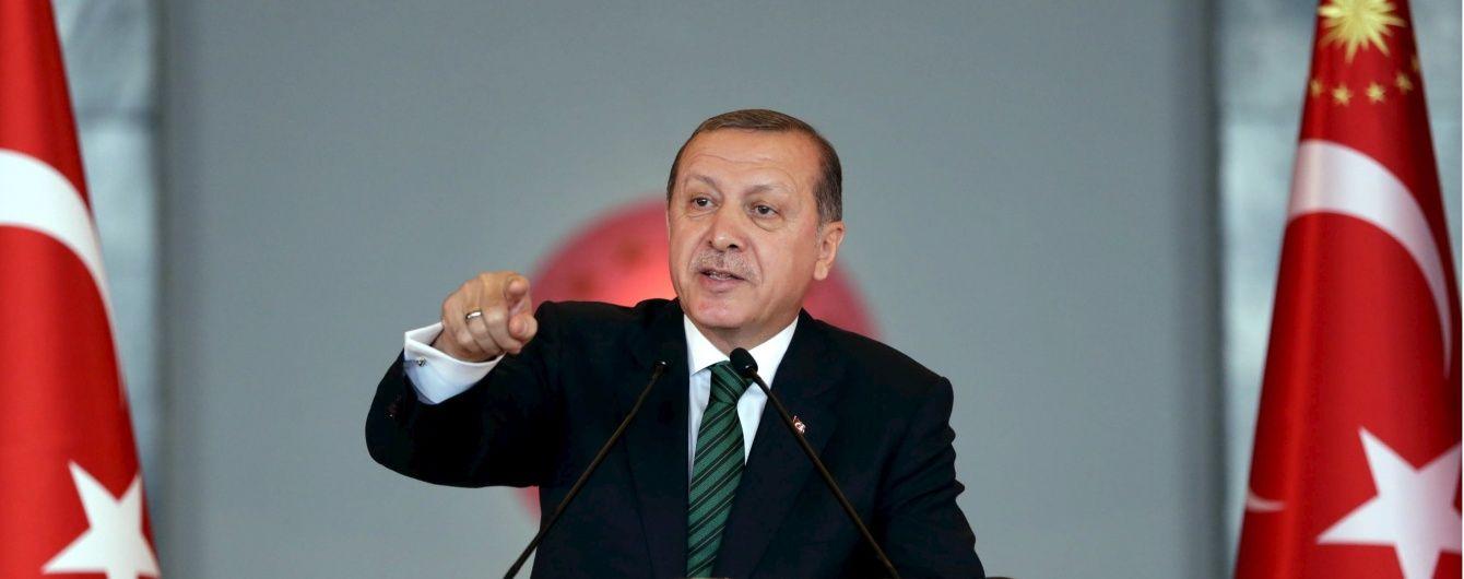 Після потужного вибуху в Анкарі Ердоган пообіцяв покінчити з тероризмом