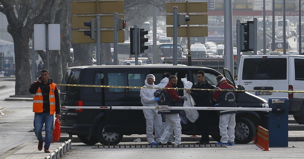 Унаслідок теракту в Анкарі загинули 22 пілота ВПС Туреччини - ЗМІ