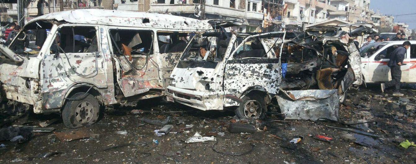 Росія звинуватила Туреччину в обстрілі сирійського міста під час перемир'я