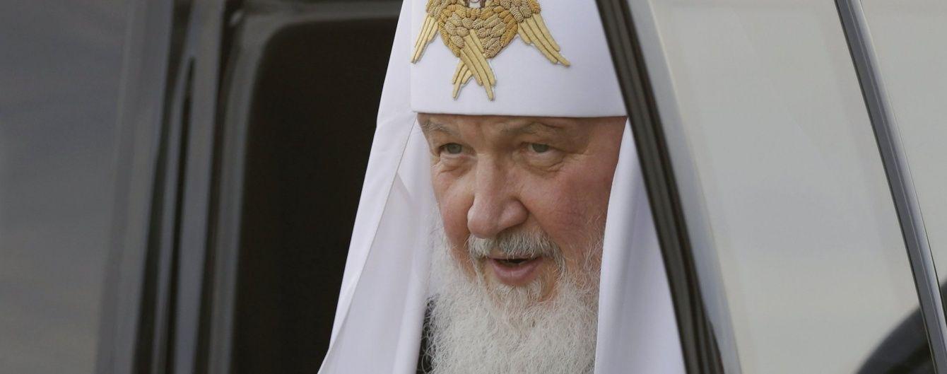 Патриарх Кирилл внезапно заговорил о сохранении единства с Константинополем