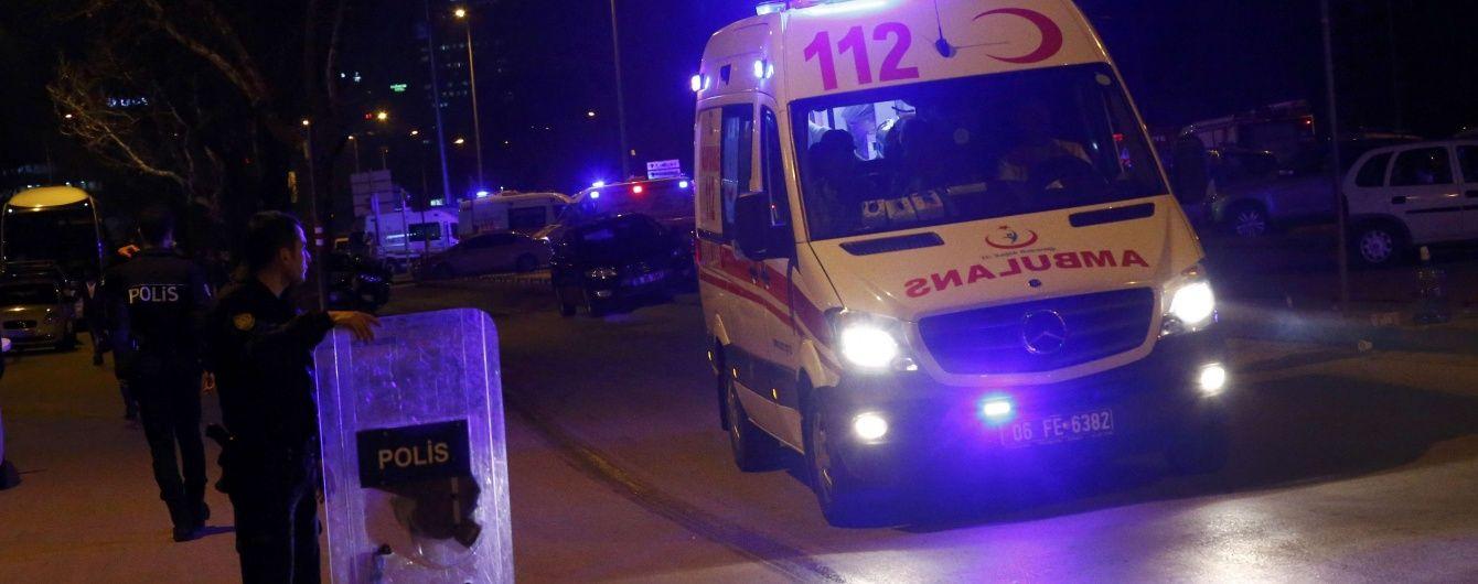 Кількість загиблих унаслідок вибуху в центрі Анкари зросла до 28 осіб