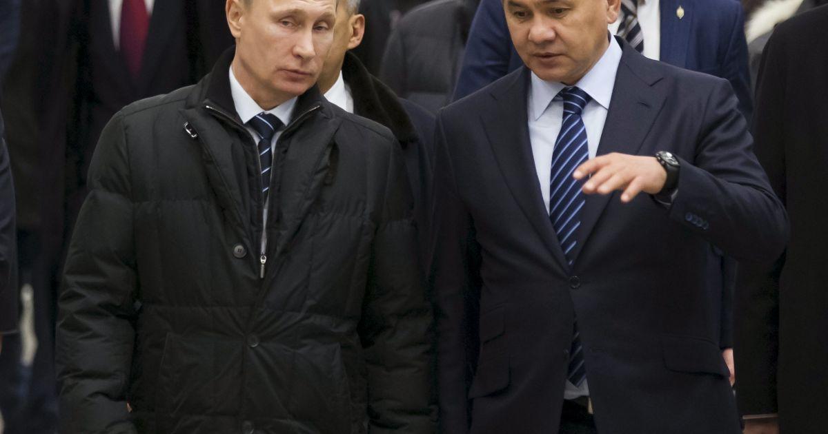 """Шойгу за згодою Путіна зводить на історичній території Севастополя """"хонку"""" та яхт-клуб - розвідка"""