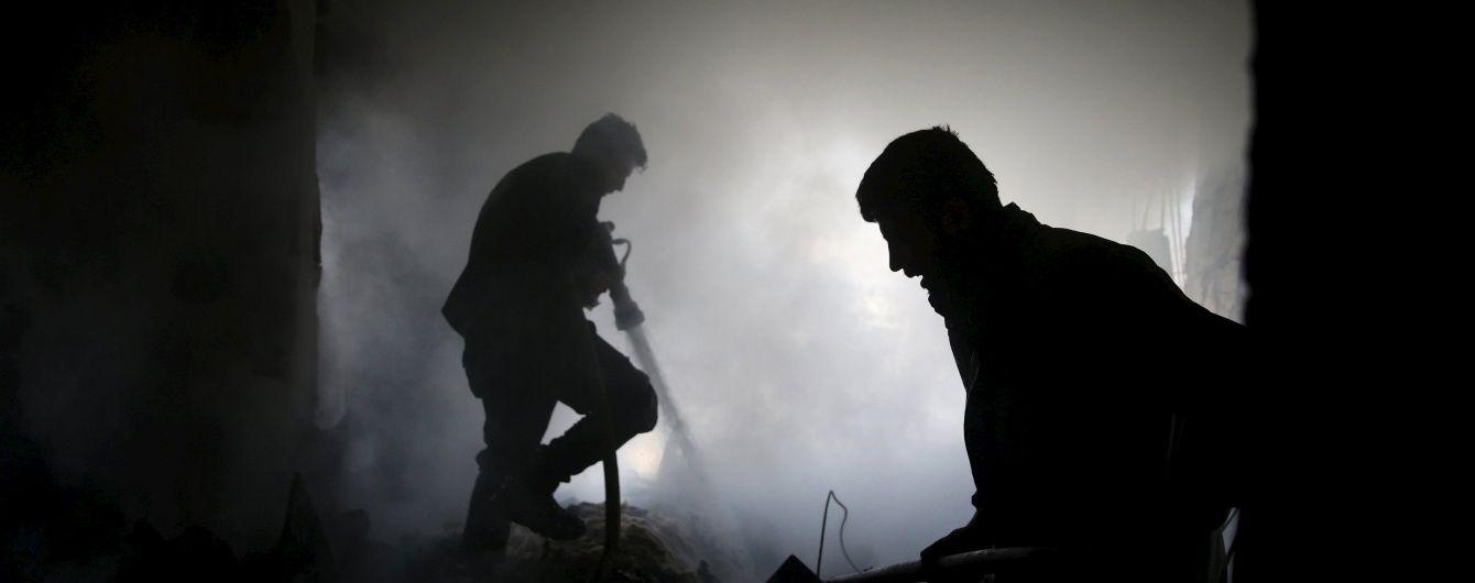 У Сирії ООН допустили у міста в облозі
