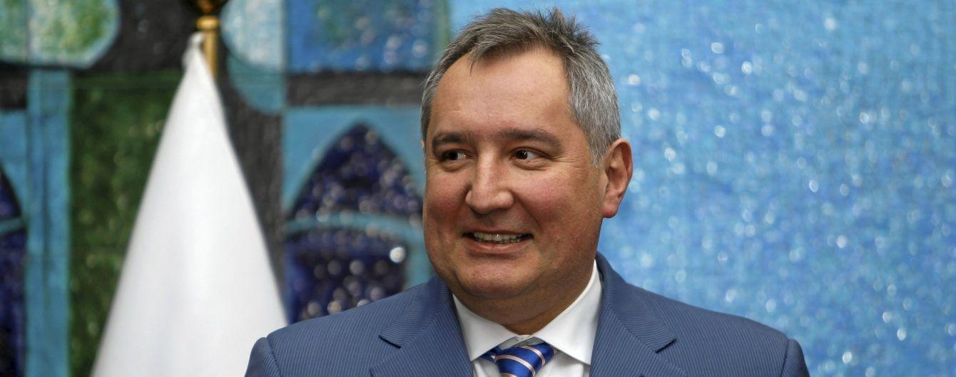 """США скасували санкції проти керівника """"Роскосмосу"""" Рогозіна"""