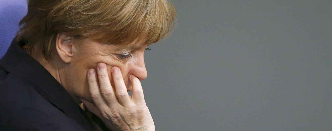 Меркель назвала найскладніше випробування протягом свого правління