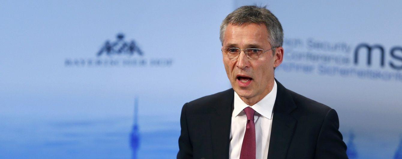 """НАТО вступило у війну проти """"Ісламської держави"""""""