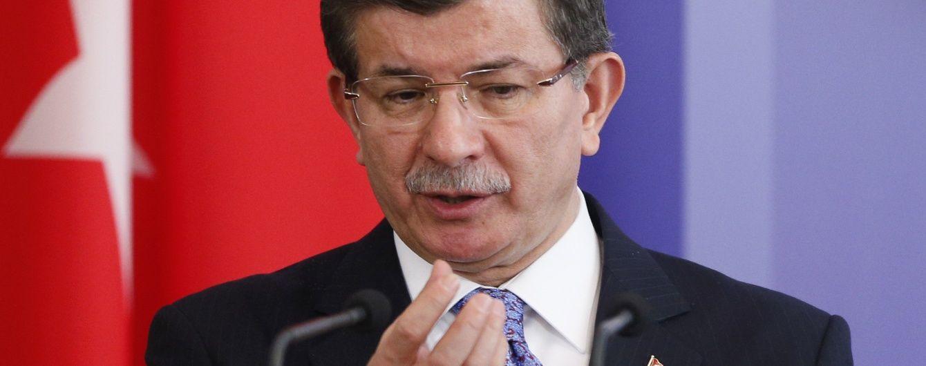 Прем'єр Туреччини Давутоглу може втратити посаду - ЗМІ