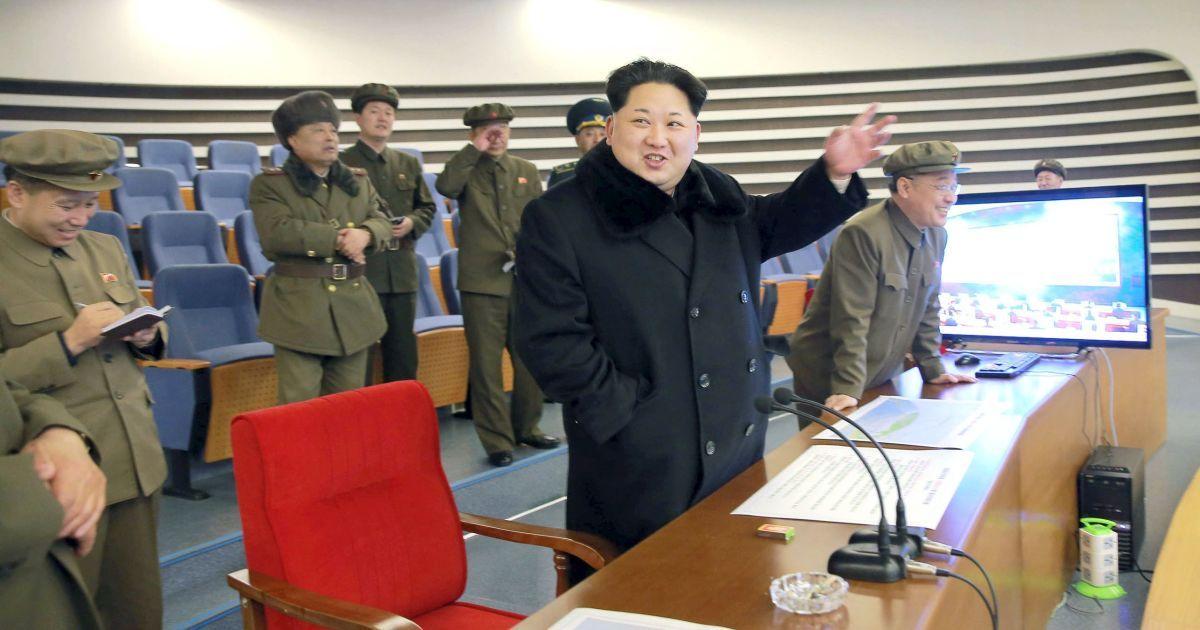 Ким Чен Ын может применить ядерное оружие в любой момент