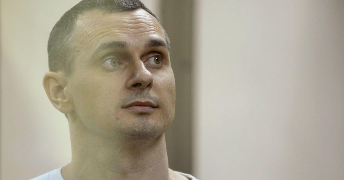 Бранець Кремля Сенцов оголосив безстрокове голодування