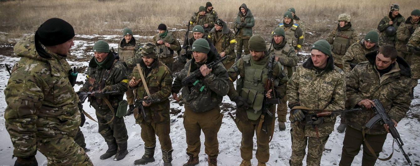 В Україні значно збільшилася кількість охочих служити за контрактом