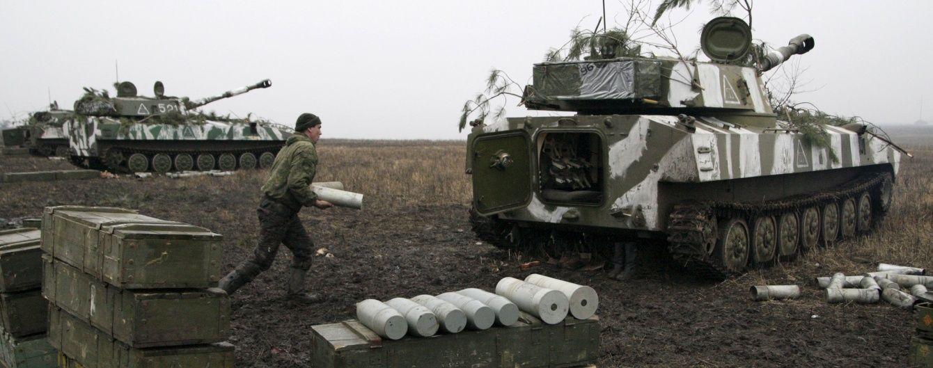 Рекордна кількість обстрілів та загиблий український військовий. Мапа АТО
