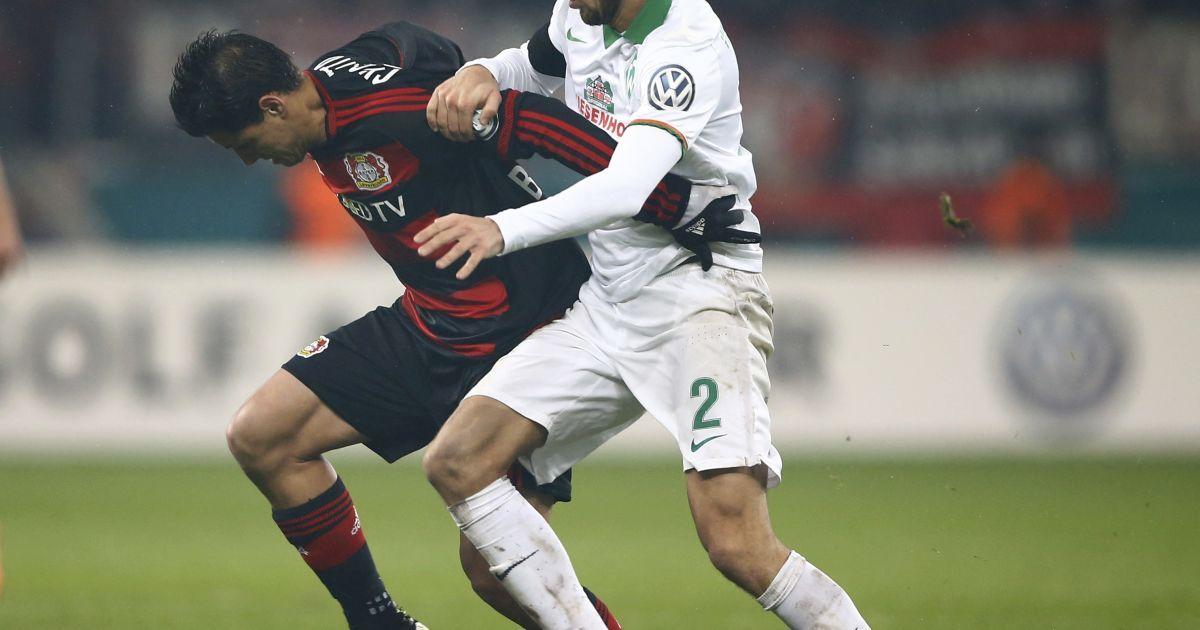 """Скрипник та """"Вердер"""" вийшли до 1/2 фіналу Кубка Німеччини. @ Reuters"""
