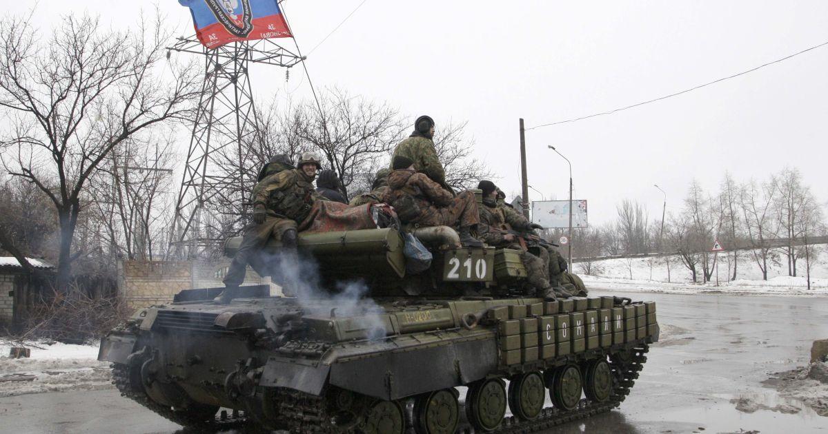 Боевики 27 раз открывали огонь по позициям украинских войск. Дайджест АТО