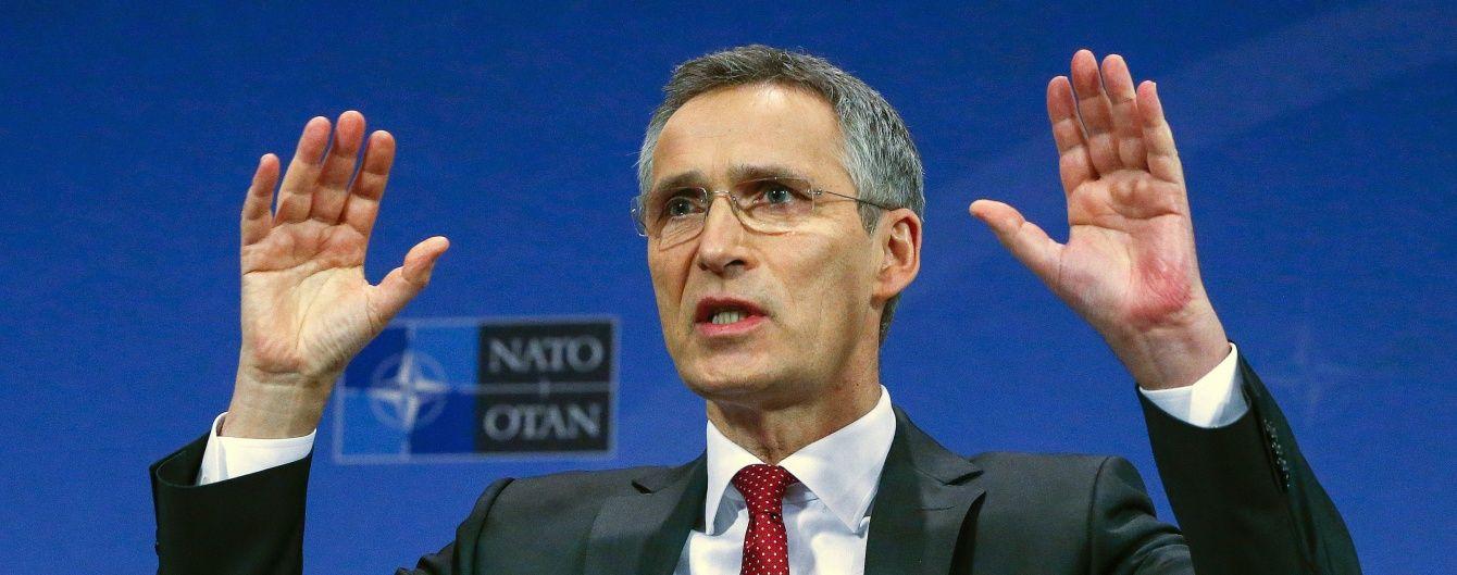 Генсек НАТО звинуватив РФ у невдалих спробах розколоти альянс