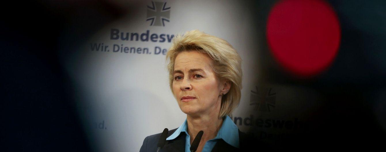 Росія веде подвійну гру в Сирії - голова Міноборони Німеччини